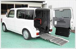 イメージ:福祉車両