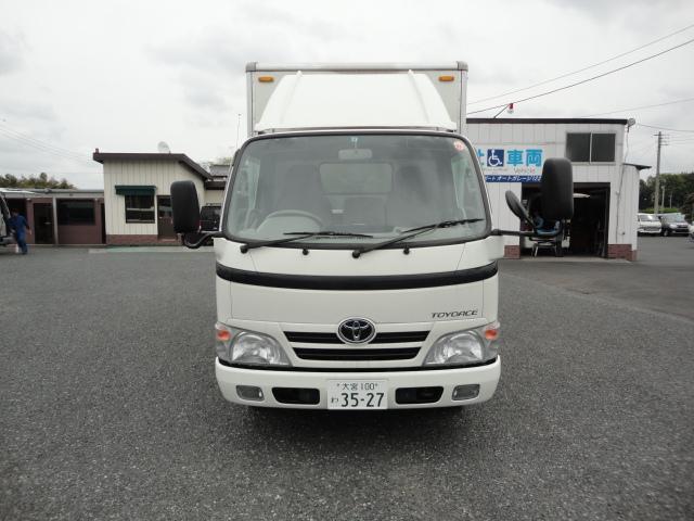 トヨエース 3.0DT 1.45� トラック・アルミ箱ボディー AT車 ナビETC 3527