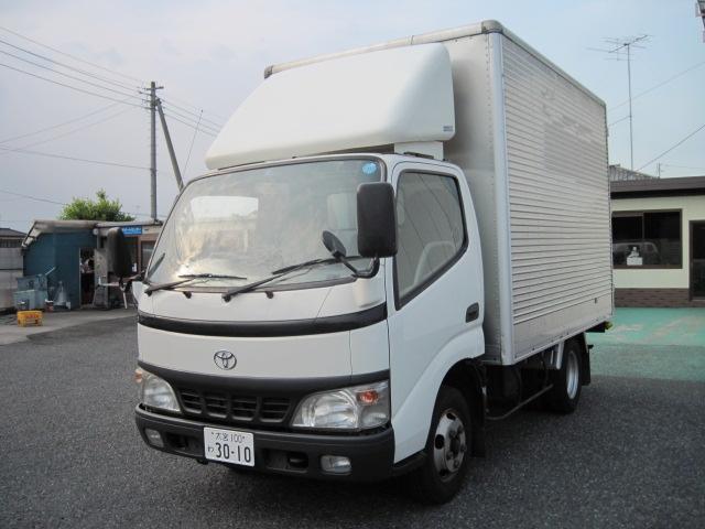 ダイナ2�トラック・アルミ箱ボディー3010