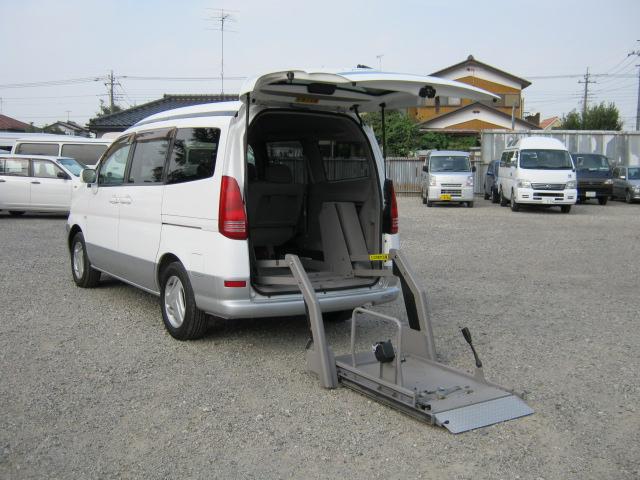 セレナ車椅子リフト5人+1基=6人 ・730