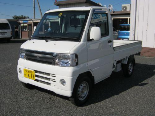 ミニキャブトラック 3方開 軽トラック ナビ+ETC AT ・617
