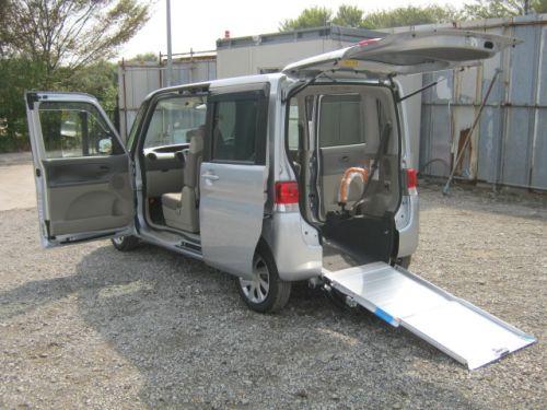 タント福祉車両・車椅子スロープ仕様・4人乗り・784